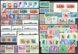 Poland 1961 -  Year Set - Used Gestempelt - Poland