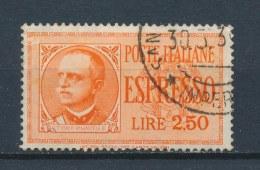 Italië/Italy/Italie/Italien 1933 Mi: 436 Yt: TE 20 (Gebr/used/obl/o)(2116) - 1900-44 Victor Emmanuel III.