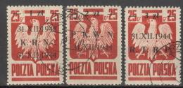Polen 386/88 O - Gebraucht