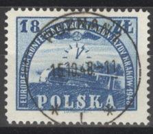 Polen 504 O - Gebraucht