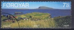 ISLAS FEROE 2007 Nº 613 USADO - Färöer Inseln