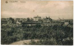De Haan, Coq Sur Mer, Panorama (pk32784) - De Haan