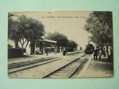 EL ARROUCH , Gare De Robertville Et D'El Arrouch - Algerien
