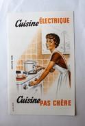 Bon Buvard Cuisine électrique Cuisine Pas Chère - Buvards, Protège-cahiers Illustrés