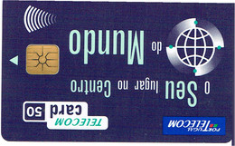 PHONECARDS-- PORTUGAL-CHIP - 50 U - Portugal