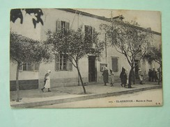 EL ARROUCH , Mairie Et Poste - Algerien