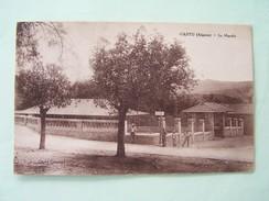GASTU , Le Marché - Algerien