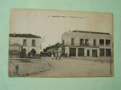 JEMMAPES , Entrée De La Ville - Algerien