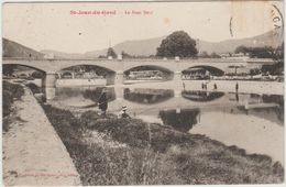 SAINT JEAN DU GARD (30) - LE PONT NEUF - Saint-Jean-du-Gard