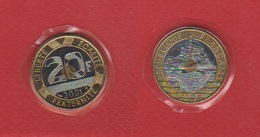 20 Francs 2001  --  état  FDC  --scellée - France
