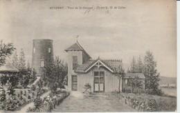 89AUX- AUXERRE -  Tour St. Georges - Chalet N.D. De Celles - Auxerre