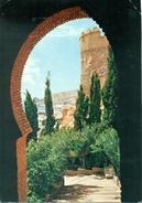 Espagne - Andalousie - Almeria - Entrada A La Alcazaba - Ediciones Arriba Zaragoza - Nº 2016 - Ecirte, Timbrée - 1326 - Almería