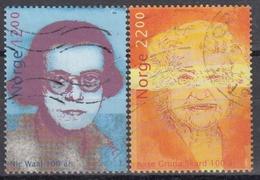 NORUEGA 2005 Nº 1468/69 USADO - Noruega