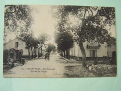ROBERTVILLE , Rue Nationale ,Entrée Du Village - Algerien