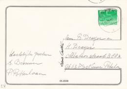 Ansicht 20 Dec 1990 Veendam  (CB) - Postal History