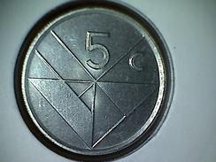 Aruba - Pays-Bas - Colonies 5 Cents 1999 - [ 4] Colonies