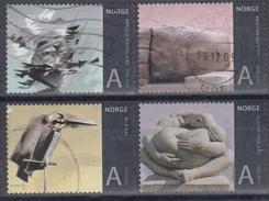 NORUEGA 2009 Nº 1643/46 USADO - Noruega