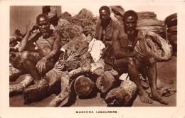 Afrique Divers / Rhodésie - Mashona Labourers - Zambia