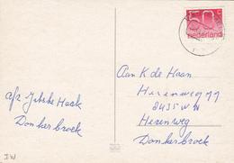 Ansicht 20 Dec 1984 Waskemeer (type CB) - Postal History