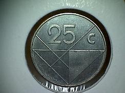 Aruba - Pays-Bas Colonies 25 Cents 1999 - [ 4] Colonies