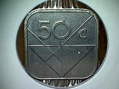 Aruba - Pays-Bas Colonies 50 Cents 1999 - [ 4] Colonies