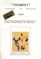 Nederland - TROMPET Catalogus En Prijslijst - 8e Editie 1984 - Nieuw Exemplaar - Pays-Bas