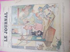""""""" Le Journal""""/Supplément Hebdomadaire Illustré Du """"journal""""/Gratuit Pour Tous Ses Abonnés/7 Numéros/1901-1902    VJ121 - Journaux - Quotidiens"""