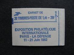 TB Carnet 2186 C1,  Neuf XX. Cote = 20€. - Carnets