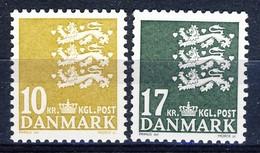 #Denmark 2006. Definitive Issue. Michel 1421-22. MNH(**) - Neufs