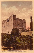 CYPRUS : COLOSSI TOWER, NEAR LIMASSOL / TOWER Of THE KNIGHTS Of SAINT JOHN - ANNÉE / YEAR ~ 1910 - '15 (v-942) - Chypre