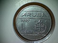 Aruba - Pays-Bas Colonies 1 Florin 1999 - [ 4] Colonies