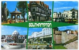 SOUTHAMPTON : MULTIVIEW - Southampton