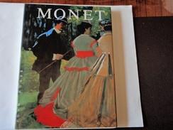 MONET Par John House  éditions Flammarion 1993 - Art