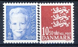 #Denmark 2009. Definitive Issue. Michel 1515-16. MNH(**) - Neufs