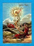 JOYEUSES PÂQUES   -    ** LA RESURRECTION DU CHRIST ** Illustration De ZANDRINE  - Edition :A.R. N° 8376 - 5/2 - Pâques