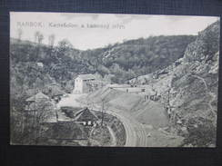 AK RARBOK ROHOZNIK Malacky Kamenolom  Mlyn Mühle 1920  // D*23934 - Eslovaquia