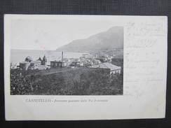 AK VILLA SAN GIOVANNI Cannitello RS Ca.1900// D*23940 - Other Cities