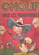 Lot 6 DURST : GNOUF Matelot - Chez Les Peaux-rouges - Empereur + MIGNONNET + 2 DUKE  édition René Touret 1946 - 1947 - Lots De Plusieurs BD