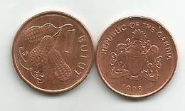 Gambia 1 Butut 1998. KM#54 - Gambia