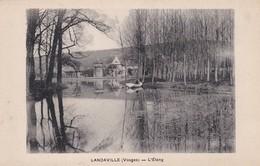 88 , Landaville , L'étang - France