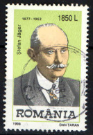 ROMANIA - 1998 - STEFAN JAGER - USATO - 1948-.... Republics