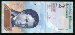 Venezuela 2013, 2 Bolivares T53389864 - Erhaltung II - Venezuela