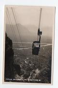 1 Cartolina Postcard Cableway Seilbahn TRENTO Funivia Zambana - Fai Della Paganella NV FP - Otras Ciudades