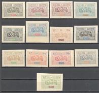 Obock: Yvert N° 47/59* - Unused Stamps