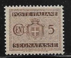 Italy, Scott # J41 Mint Hinged Postage Due,1946 - 5. 1944-46 Lieutenance & Umberto II