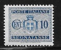 Italy, Scott # J42 Mint Hinged Postage Due,1945 - 5. 1944-46 Lieutenance & Umberto II