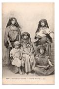 Algérie . Scènes Et Types . Famille Bédouine - Réf. N°1434 - - Scènes & Types