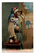 Algérie . SERVANTE ARABE REGARDANT L'HORIZON - Réf. N°1435 - - Scènes & Types