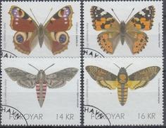 ISLAS FEROE 2010 Nº 687/90 USADO - Färöer Inseln