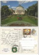 ROMANIA POSTAL USED AIRMAIL VIEWCARD VIEW CARD WITH STAMP TO PAKISTAN - Sin Clasificación